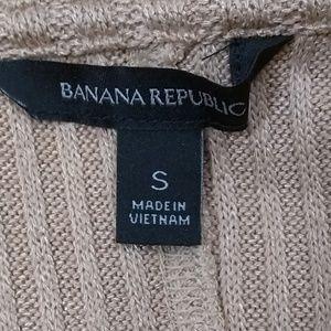 Banana Republic Sweaters - Banana Republic Luxespun Ribbed Waterfall Cardigan